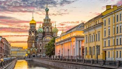 First time in Russia Signature Tour - Tour Packages
