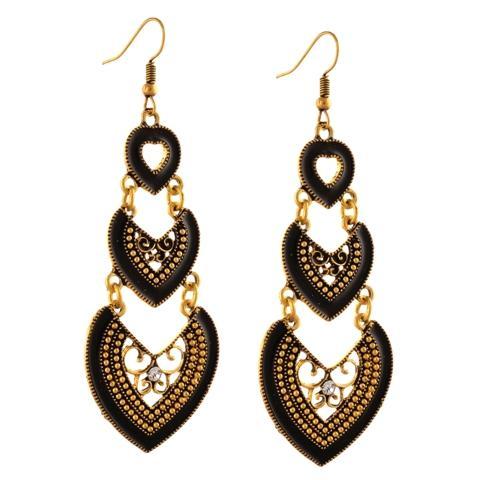 Pierced Dangler Earrings