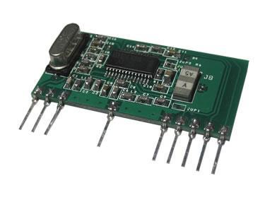 FSK Receiver Module - 433.92/868MHz FSK Receiver Module
