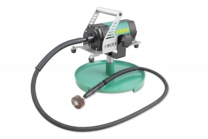 Drive for flexible shafts - MB 30 E - Speed: stepless from 5.000 - 15.000 rpm