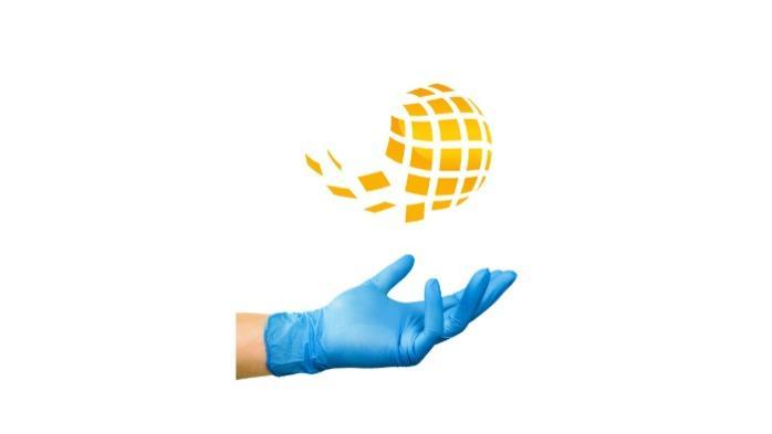 Nitrile gloves Kimberly Clark - Kimberly Clark - DAP EU - 100% PRE-FINANCED/  100% LC