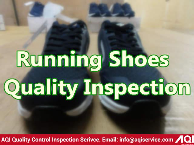 Running Shoes Quality Inspection Service