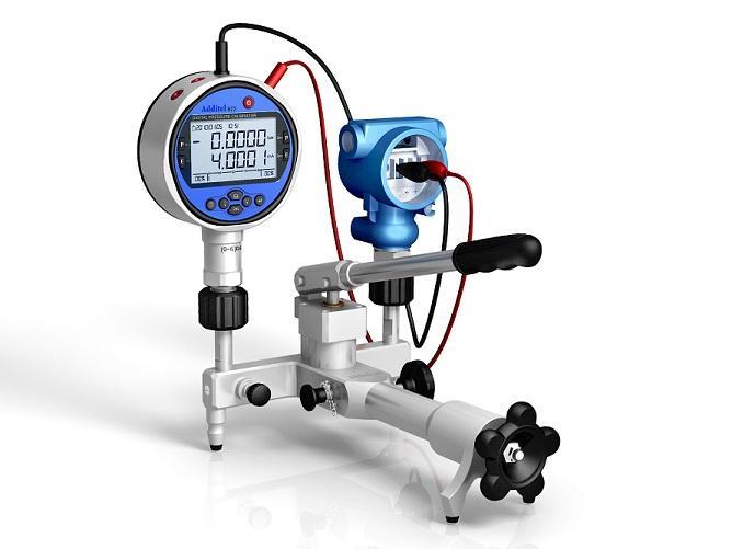 Bombas de Calibración - Bombas de Calibración neumáticas e hidráulicas