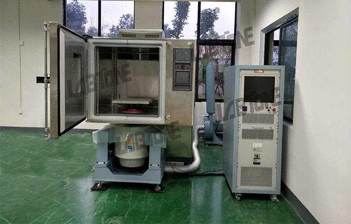 Climatic Test Chamber And Vibration Simulation System For Parts Duribility Test - Environmental Test System