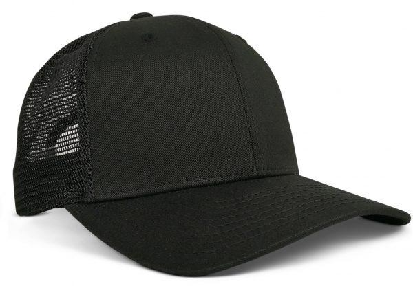TRUCKER CURVED CAP - null