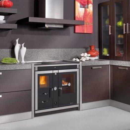 Küchenherd wasserführend La Nordica Italy Termo Built In - null