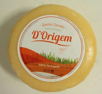 D'Origem Cheese