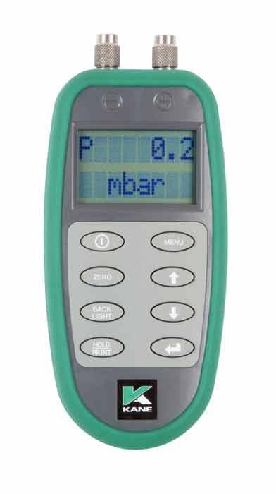 Manomètre/Déprimomètre  - KANE3500