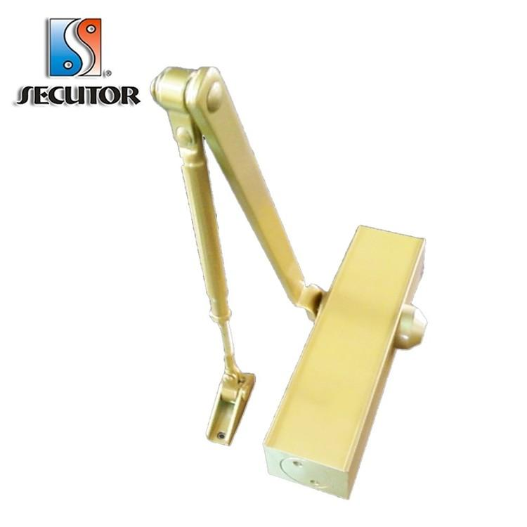 EN Fire Rated Surface Mounted Hydraulic Door Closer - EN Listed 1 Hour Fire Rated Top Quality Surface Mounted Hydraulic Door Closer
