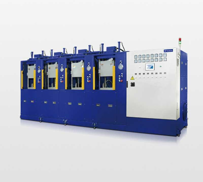 Presses à compression sous vide TYC - TYC-V-2RT, TYC-V-3RT et TYC-V-4RT