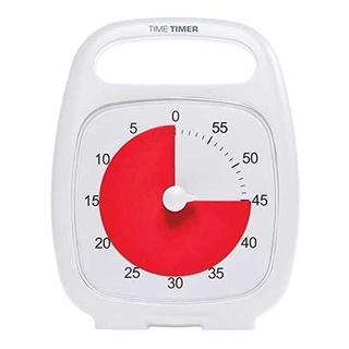 Time Timer P L U S Weiß 60 Minuten -