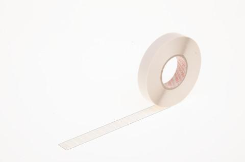 double-sided self-adhesive pads with same strength... - made from Steierform 87-92403