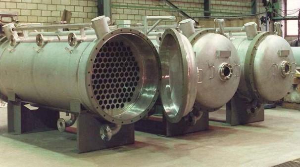 Reactors in special materials - Reactors