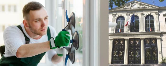 Dépannage vitrier à Courbevoie (92400) - Nous intervenons dans toute la commune de Courbevoie