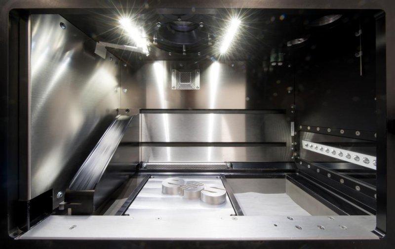 EOS M 290 - Système de fabrication additive de pièces métalliques hautes performances