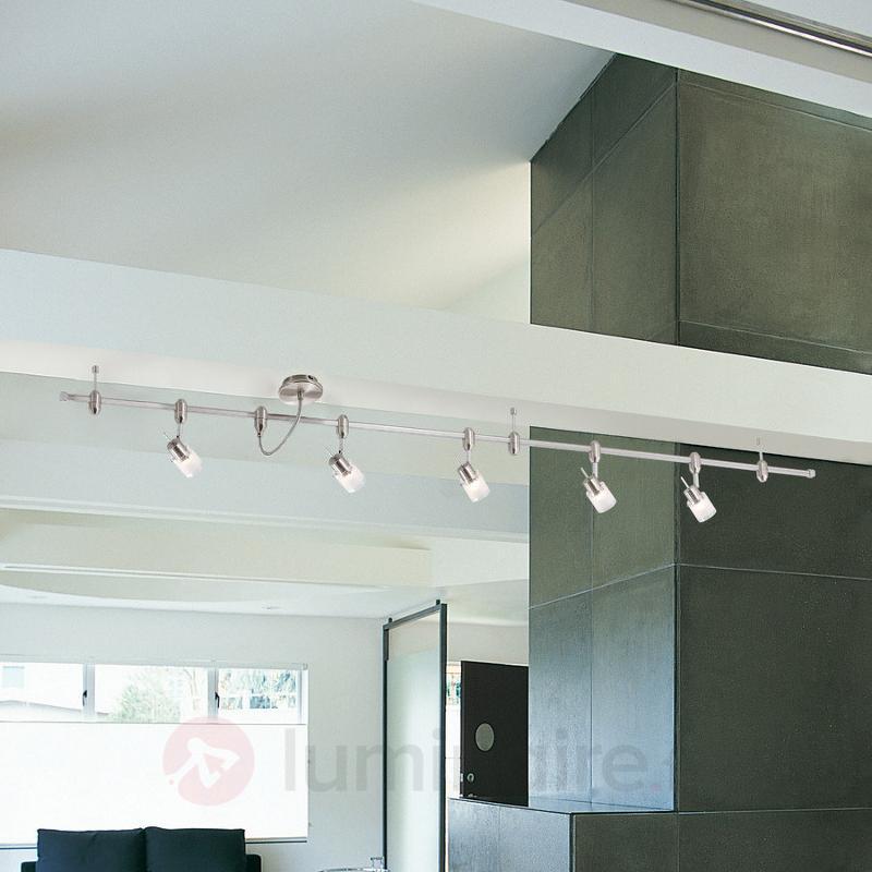 Plafonnier moderne GRANBY - Sets complets de lampes sur rail