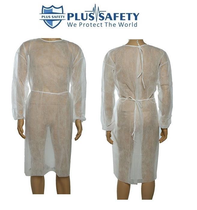 disposable isolation visitor gown  - cheaper disposable isolation visitor gowns gown suit hospital clothes clothing