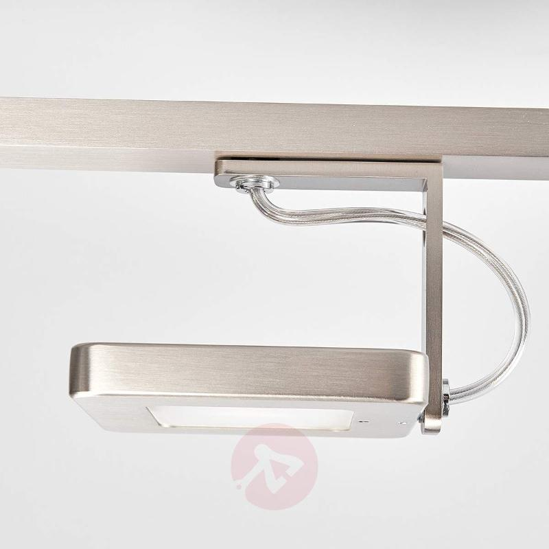 LED ceiling spotlight Kena, pivotable spotlights - Ceiling Lights
