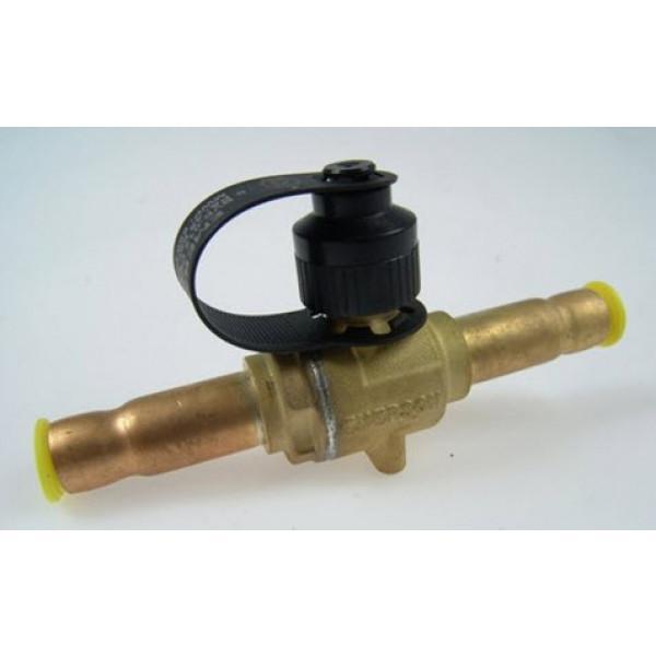 "Kugelabsperrventil ALCO BVE-012, 1/2"" ODF, kv 7,2, 806734 - Kälte Kreislaufteile"