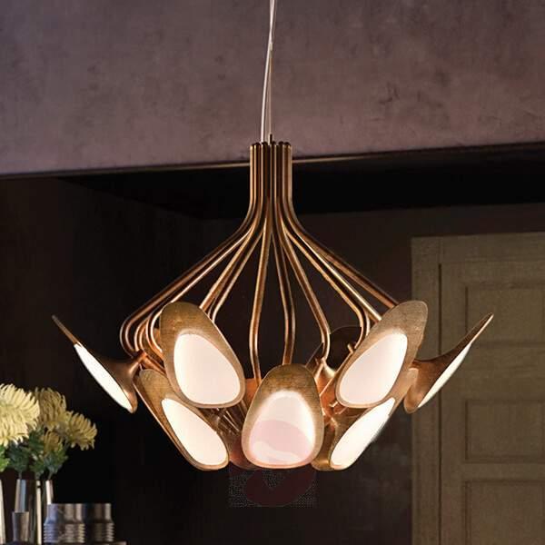 Peacock LED hanging light - Pendant Lighting