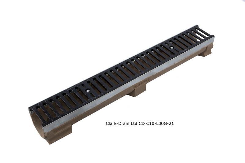 Linear Drainage - CD D10-L00G-21
