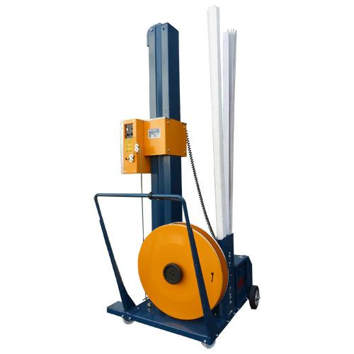 2820 Semiautomatic strapping machine with batteries