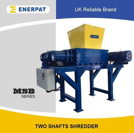Oil Drum Shredders   Steel Drum Shredders  - Waste Shredder Unique Application Shredder