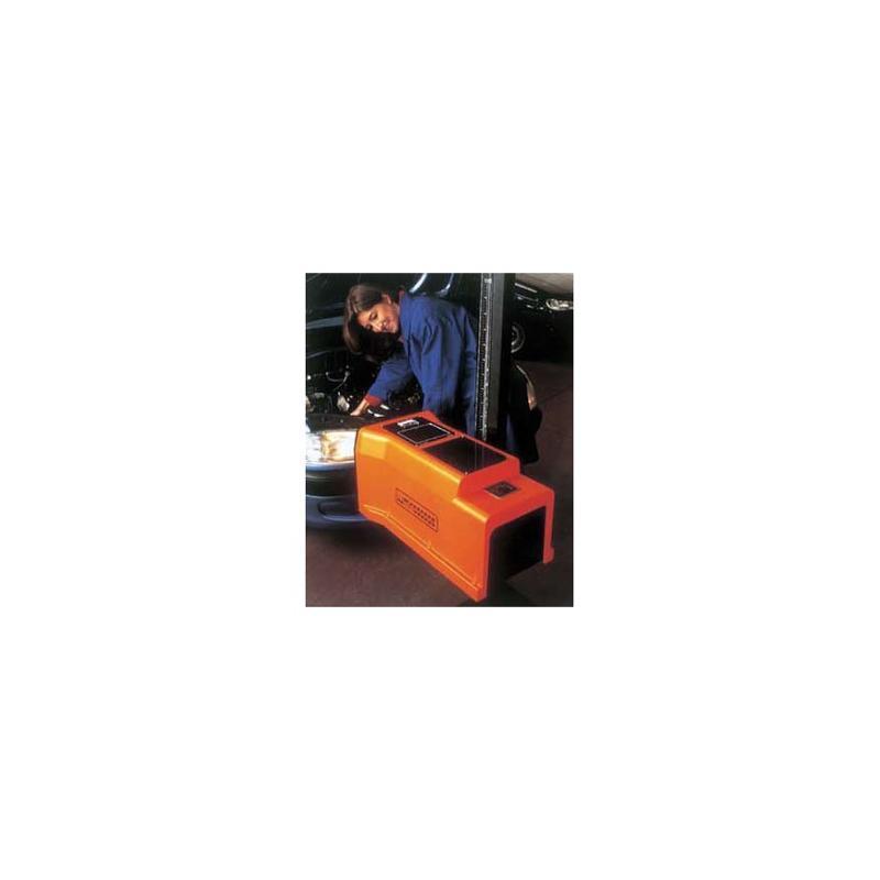 Koplampafstelapparaat LET PLA 5 - Diagnose en emissie
