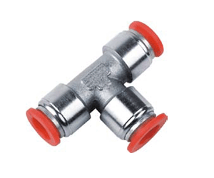 Brass Push in Fittings (with SUS Lock Claw) - Brass One Touch Tube Fittings (with SUS Lock Claw), Brass Push in Fittings