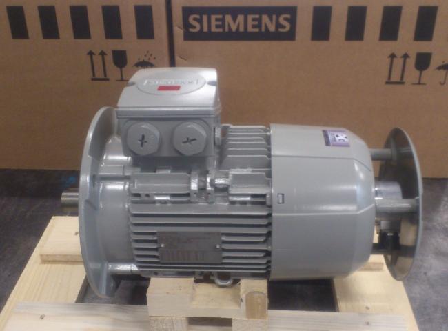 Moteur Siemens + codeur - Vente - négoce