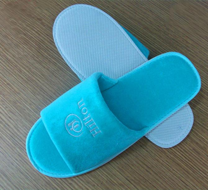 disposable slipper  - Open Toe Hotel Slipper