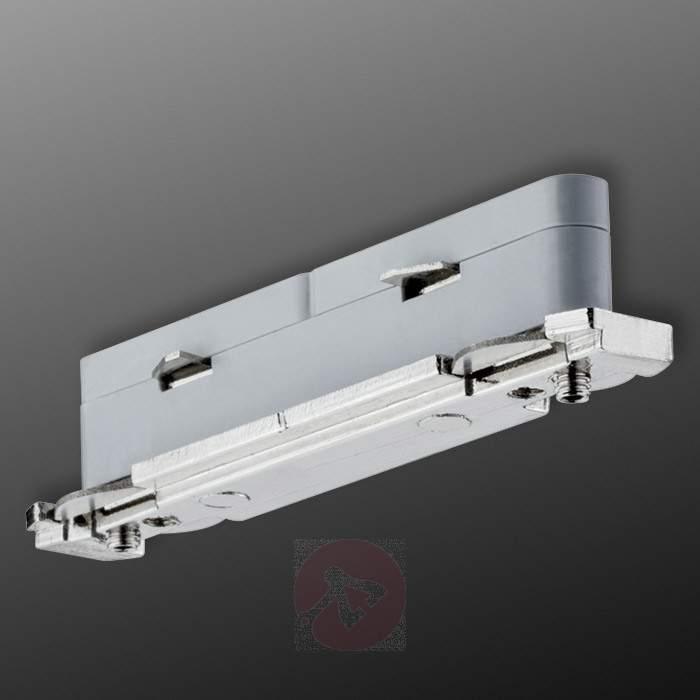 Rigid connector for U-Rail track lighting - U-Rail