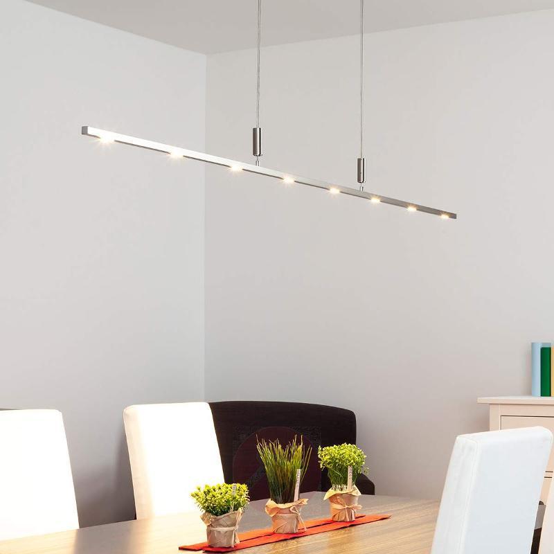 180 cm Narrow Tolu LED Pendant Lamp, Dimmable - Pendant Lighting