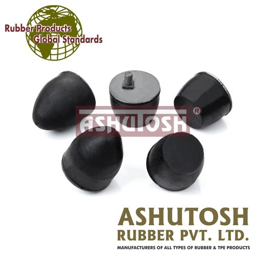 Anti-vibratie Rubber Buffer Mounting