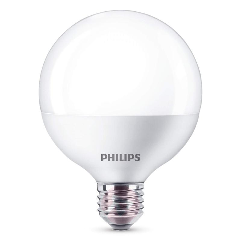 E27 16.5 W 827 LED globe lamp matt - light-bulbs