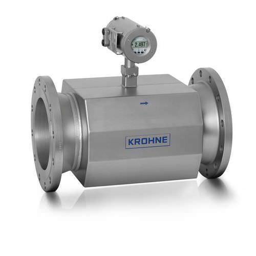 ALTOSONIC III - Caudalímetro para líquido / por ultrasonidos / económico / en línea