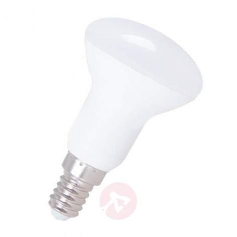 E27 9 W R80 830 LED reflector bulb 120° - light-bulbs
