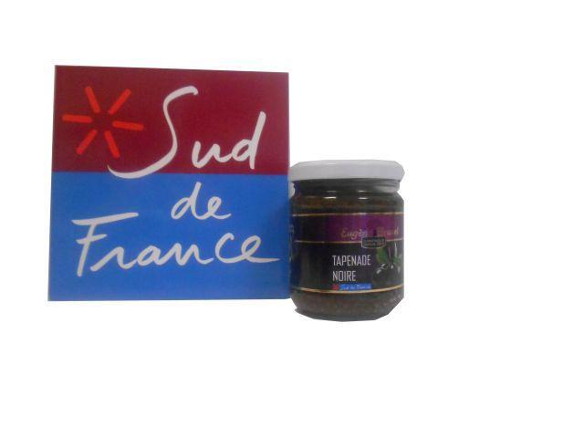 TAPENADE NOIRE / BLACK TAPENADE 190G - Produits oléicoles