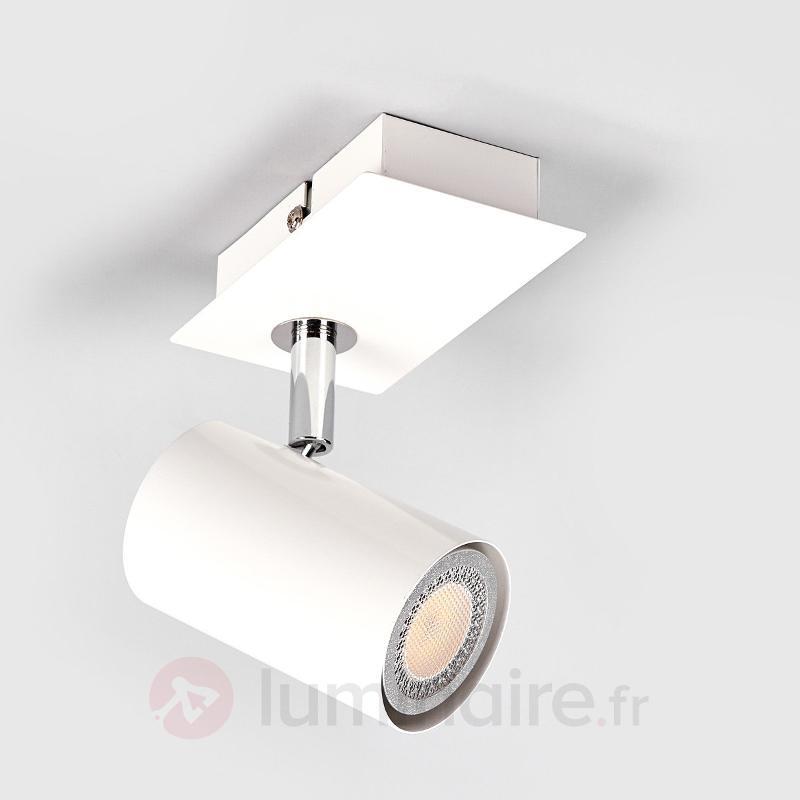 Spot GU10 Merle, blanc - Spots et projecteurs halogènes