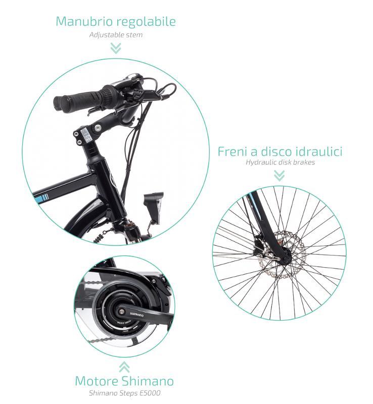 World Dimensión PULSAR MAN - Bicicletas Eléctricas
