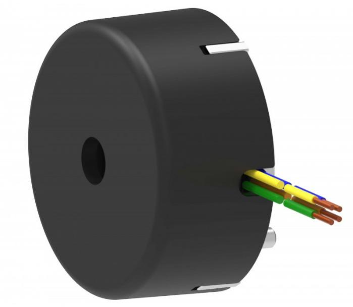 Magnetic encoder IGMi - Integrated touchless and wear resistant magnetic incremental encoder