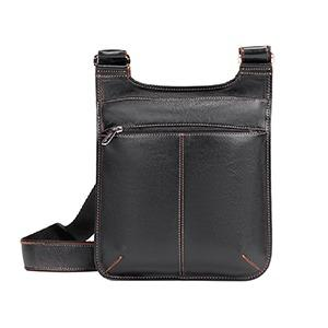 Genuine leather men's bag -