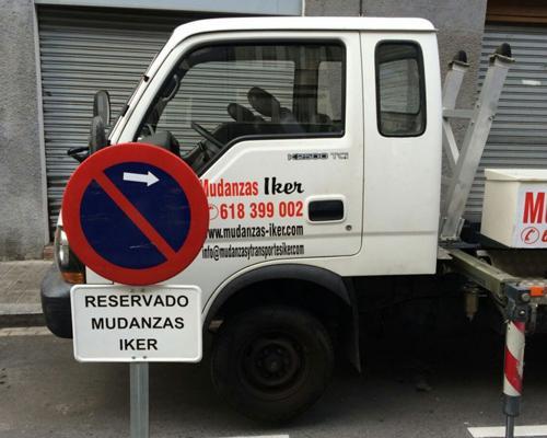 Guardamuebles Getxo - Servicios