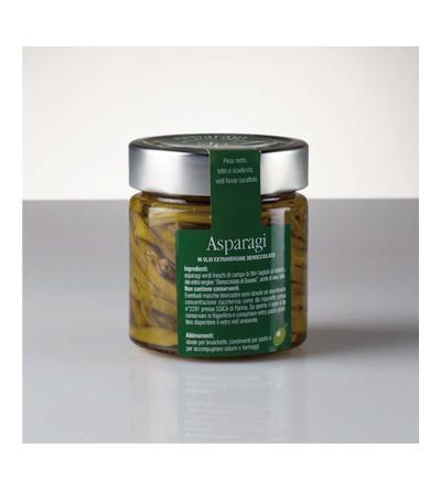 Asparagi Verdi Sott'olio - Sott'olii