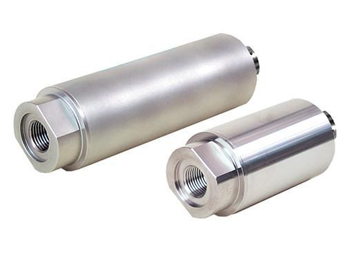 精密压力传感器 - 8201H - 紧凑,坚固,精确,不敏感, 不锈钢,  对于液体和气体介质,用于静态和动态测量, 现在带有USB接口