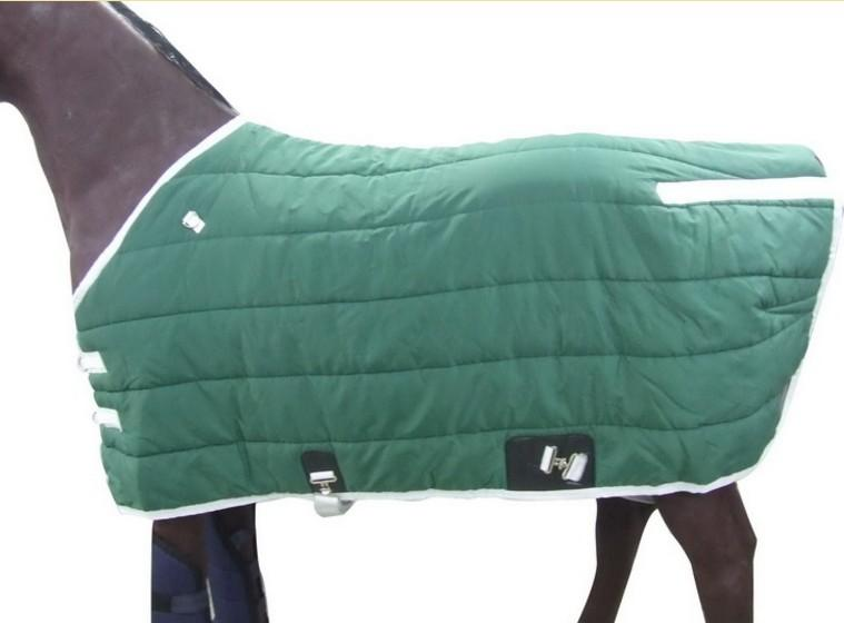 420D oxford liner,cotton & 290T polyester filling horse rug - Horse Net Rugs; Horse Blankets Horse Rugs