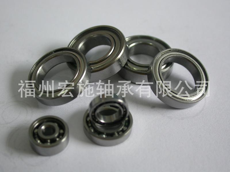 Open Type Ball Bearing - 623-3*10*4
