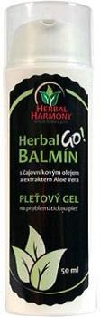 BALMÍN GEL s čajovníkovým olejem a extraktem Aloe Vera  - Herbal Harmony® - Herbal Go - speciální péče