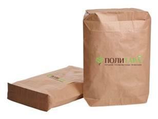 paper sacks, paper bags -
