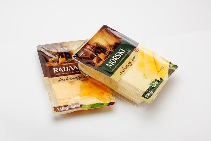 Printed packaging for dairy products - null